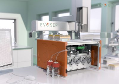 Bruker timsTOF pro teams up with the Evosep One – a breakthrough for future clinical proteomics