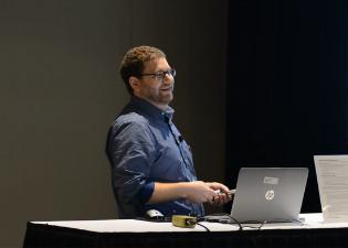 ASMS Breakfast seminar with Jonathan Krieger, PhD