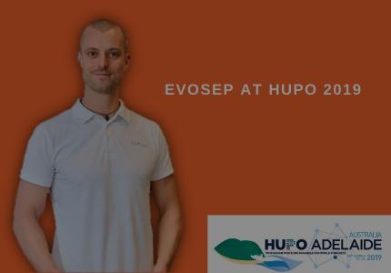 Evosep at HUPO 2019