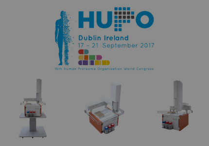 Evosep introduces a novel separation solution designed for clinical omics at HUPO 2017