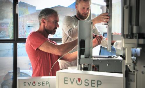 The story of Evosep