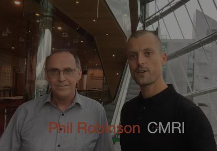 Prof. Phil Robinson on clinical proteomics